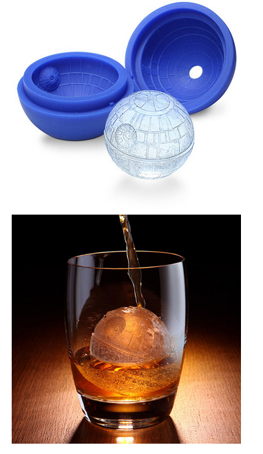 these ice-cubes are now fully operational, Lord Vader.